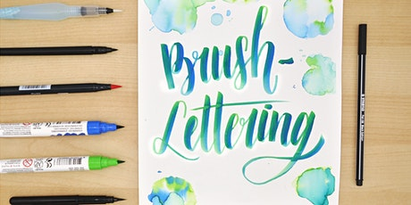 Brush-Lettering - für Anfänger in Graz - November Tickets