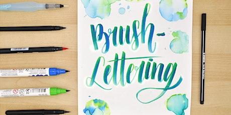 Brush-Lettering - für Anfänger in Graz - November tickets