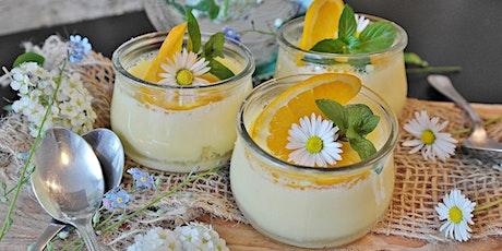 Cuisine de l'été aux huiles essentielles billets
