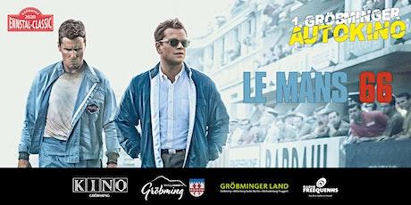 Gröbminger Autokino - LE MANS 66 Tickets