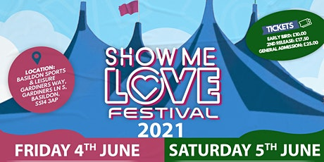 SML FEST -Saturday 5th June 2021  - BASILDON tickets
