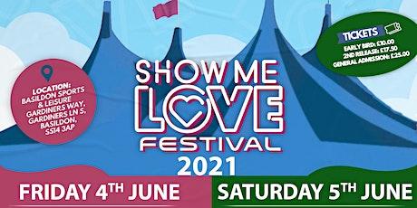 SML FEST -Friday 4th June 2021  - BASILDON -  4pm - 11pm tickets