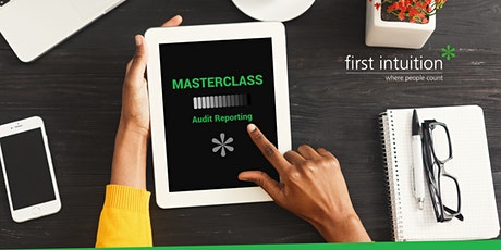 FI Masterclass: Audit Reporting tickets