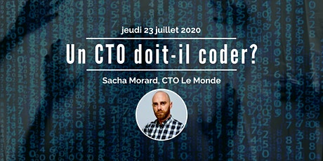 Un CTO doit-il coder? tickets