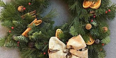 Festive Wreath tickets