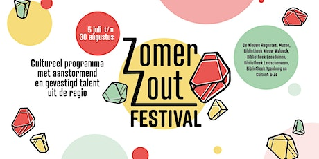 ZomerZout festival: Whybe en Marco Lopes tickets