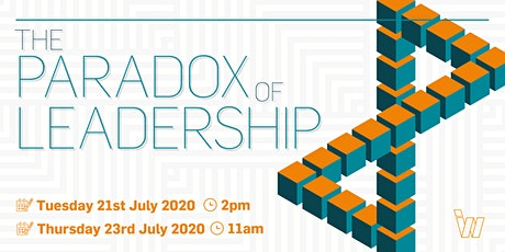 The Paradox of Leadership | TUESDAY SESSION tickets