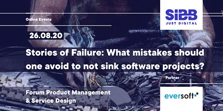 Stories of Failure: How to avoid software project mistakes! tickets