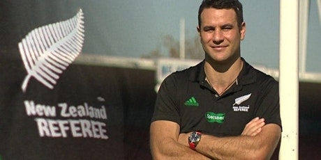Life of An International Rugby Referee - A Night with Ben O'Keefe tickets
