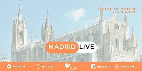 Madrid Live: Parroquia de San Jerónimo el Real (2) entradas