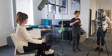 videoboost DIY Workshop: Videos selber drehen tickets