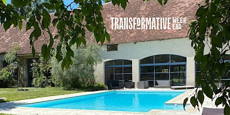 TRANSFORMATIVE WEEK-END FÉMININ ☾ GAI-RIRE • RENAÎTRE • ACCOUCHER DE SOI ♡ billets