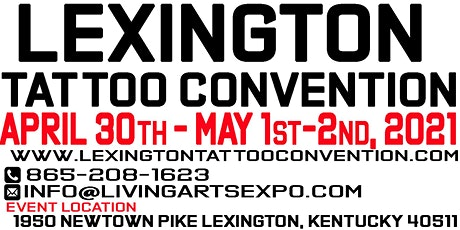 Lexington Tattoo Convention tickets