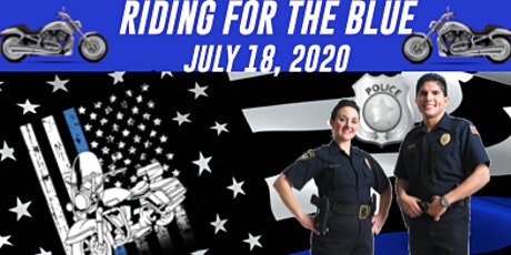 Riding For The Blue Charity Poker Ride- 7-18-2020 tickets