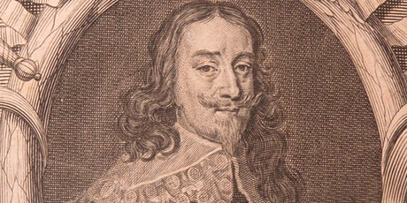 Online History Discussion: Charles I – Off with His Head! tickets