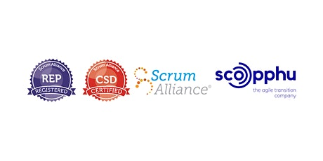 LIVE ONLINE | CSD® Certified Scrum Developer bilhetes