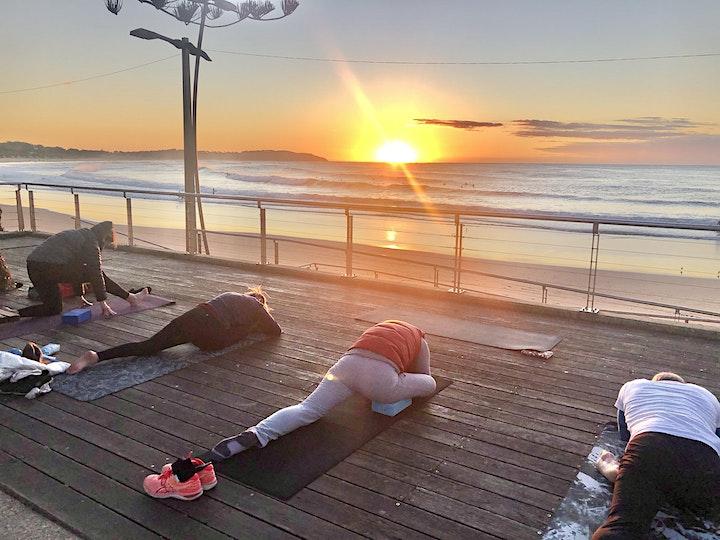 Sunrise Yoga  $15 image