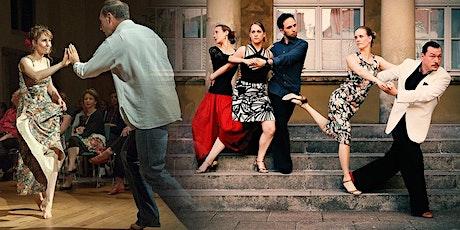 Tanzensemble Solomomento & Tangocompany Vagabundo Tickets