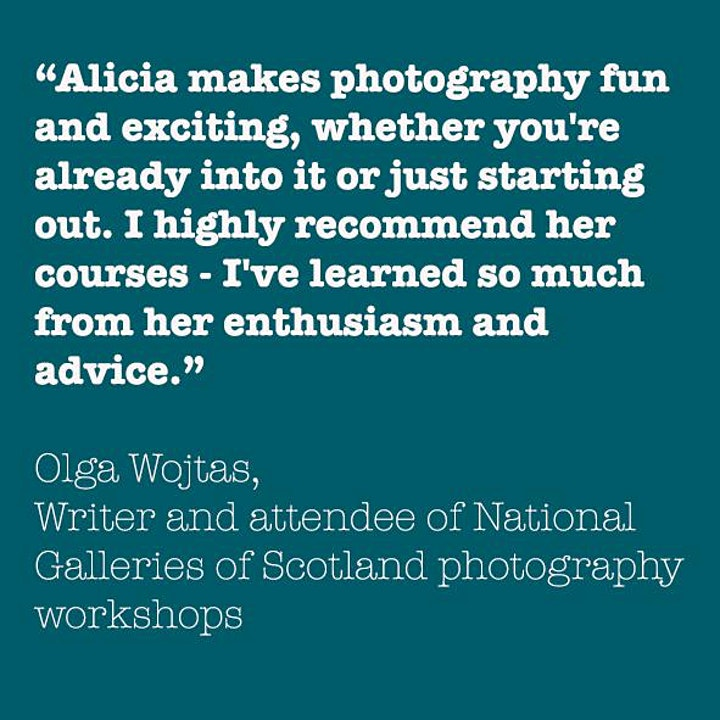 'Photographic Portrait' Workshop - Portobello Photography School image