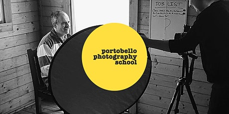 'The Photographic Portrait' Workshop - Portobello Photography School tickets
