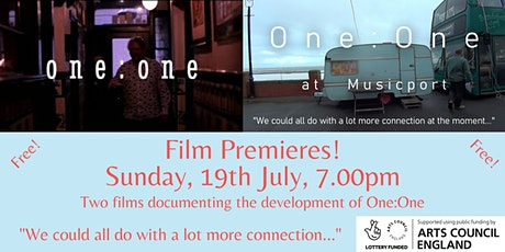 One:One Film Premieres! tickets