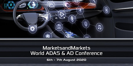 MarketsandMarkets World ADAS & AD Conference tickets