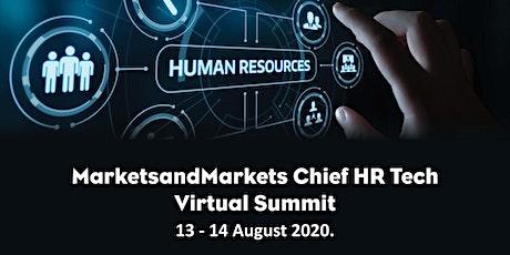 MarketsandMarkets Chief HR Tech Virtual Summit entradas
