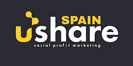 Ushare Spain entradas