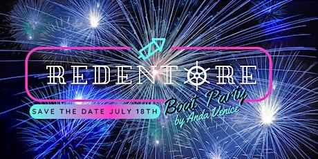 Redentore 2020 - Boat Party by Anda Venice - Sabato 18 Luglio biglietti