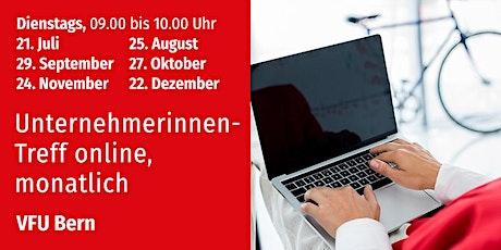 Unternehmerinnen-Treff, Bern, ab 30. 06.2020 Tickets