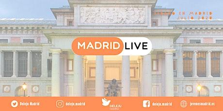 Madrid Live: Museo del Prado (3) entradas