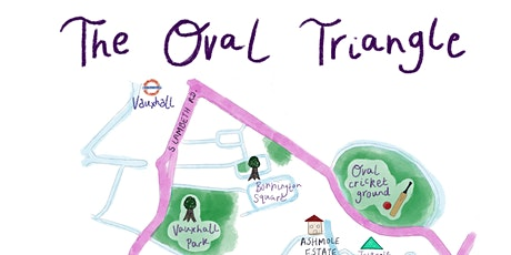Oval's Low Traffic Neighbourhood: The Campaign Story tickets