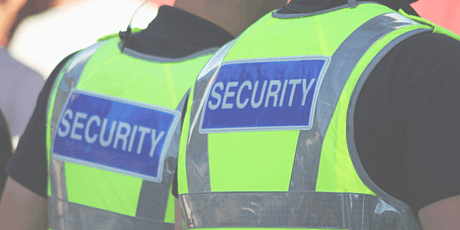 FREE Security Guarding Course tickets