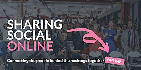 Finding Talent Through LinkedIn | Sharing Social Online tickets