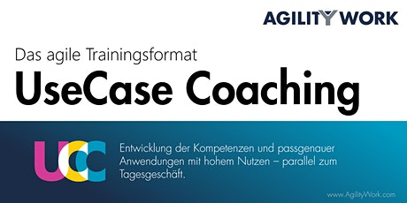 UseCase Coaching - Das agile Trainingsformat. Tickets