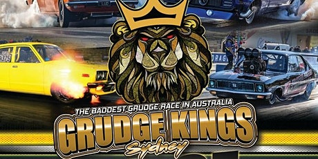 Grudgekings Sydney 2021 Racer, Car show  and VIP Tickets tickets