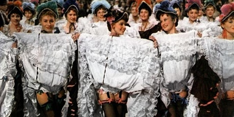 French Cancan, Jean Renoir tickets