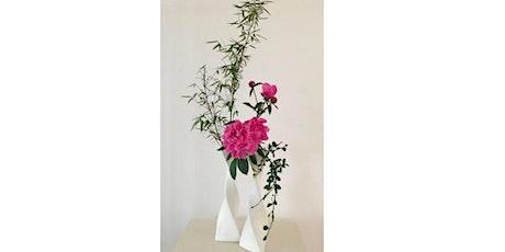 Ikebana (Japans bloemschikken) tickets
