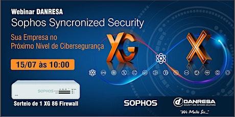 Sophos Syncronized Security. Sua Empresa No Próximo Nível de Cibersegurança bilhetes