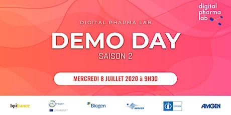 Digital Pharma Lab - Saison 2 : DEMO DAY billets
