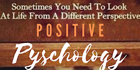 Positive Psychology: The Pursuit of Happiness tickets