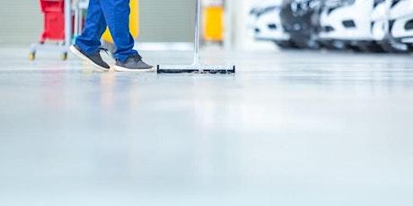 Epoxy Coatings Training - Flooring, Countertops & Flake Systems tickets