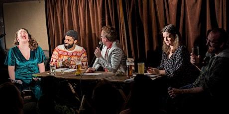 NEVER EXPLAIN - The Other Science Comedy Panel Show entradas