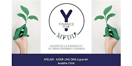 Maison de la Finance et du Développement Durable - Aider une ONG billets