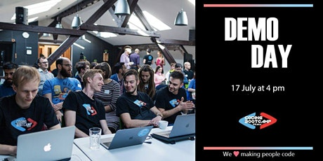 How to make it in IT? - Demo Day #12 by Coding Bootcamp Praha tickets