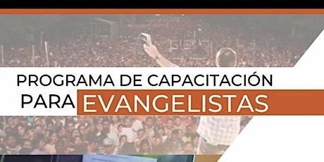 Programa de Capacitación para Evangelistas | NGE Argentina entradas