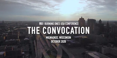 Burning Ones Conference - The Convocation tickets