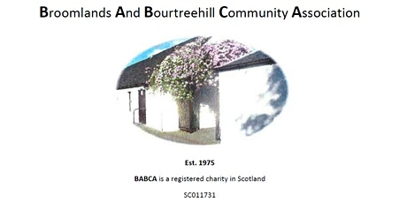 Broomlands and Bourtreehill Community Association Virtual AGM tickets