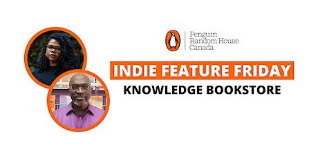 #IndieFeatureFriday: Eternity Martis & Sean Liburd (Knowledge Bookstore) tickets