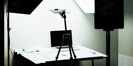The Art of Stop Motion Animation - Virtual Summer Camp tickets